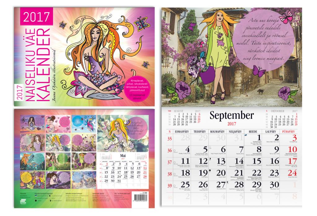 Naise-kalender